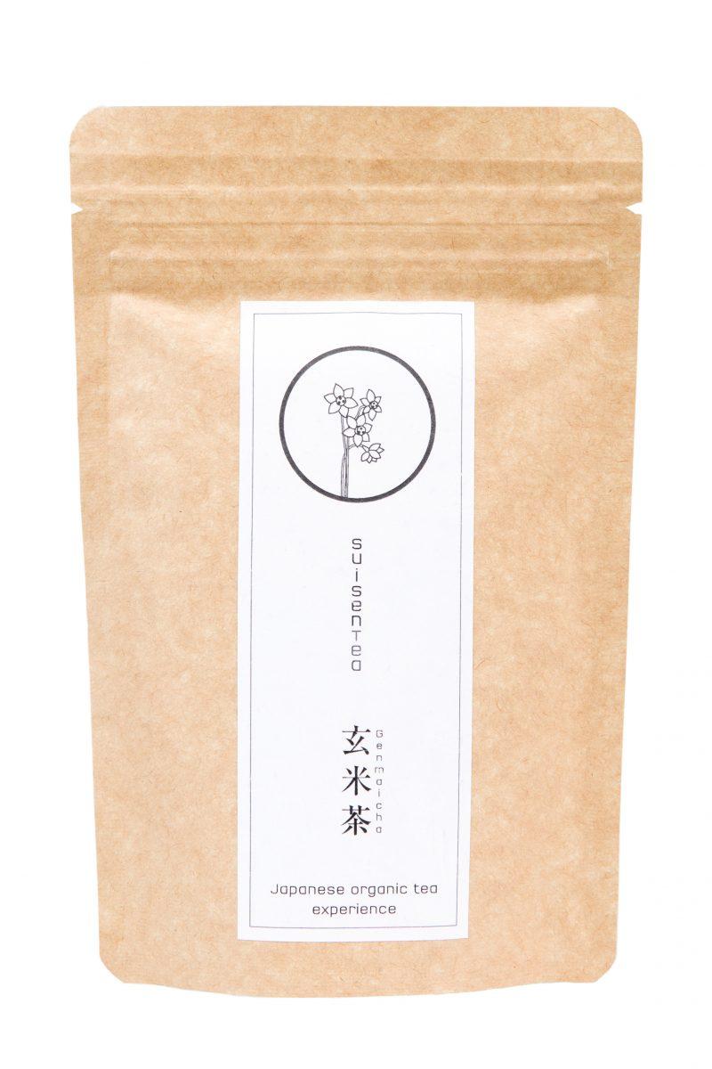 Thé japonais Genmaicha