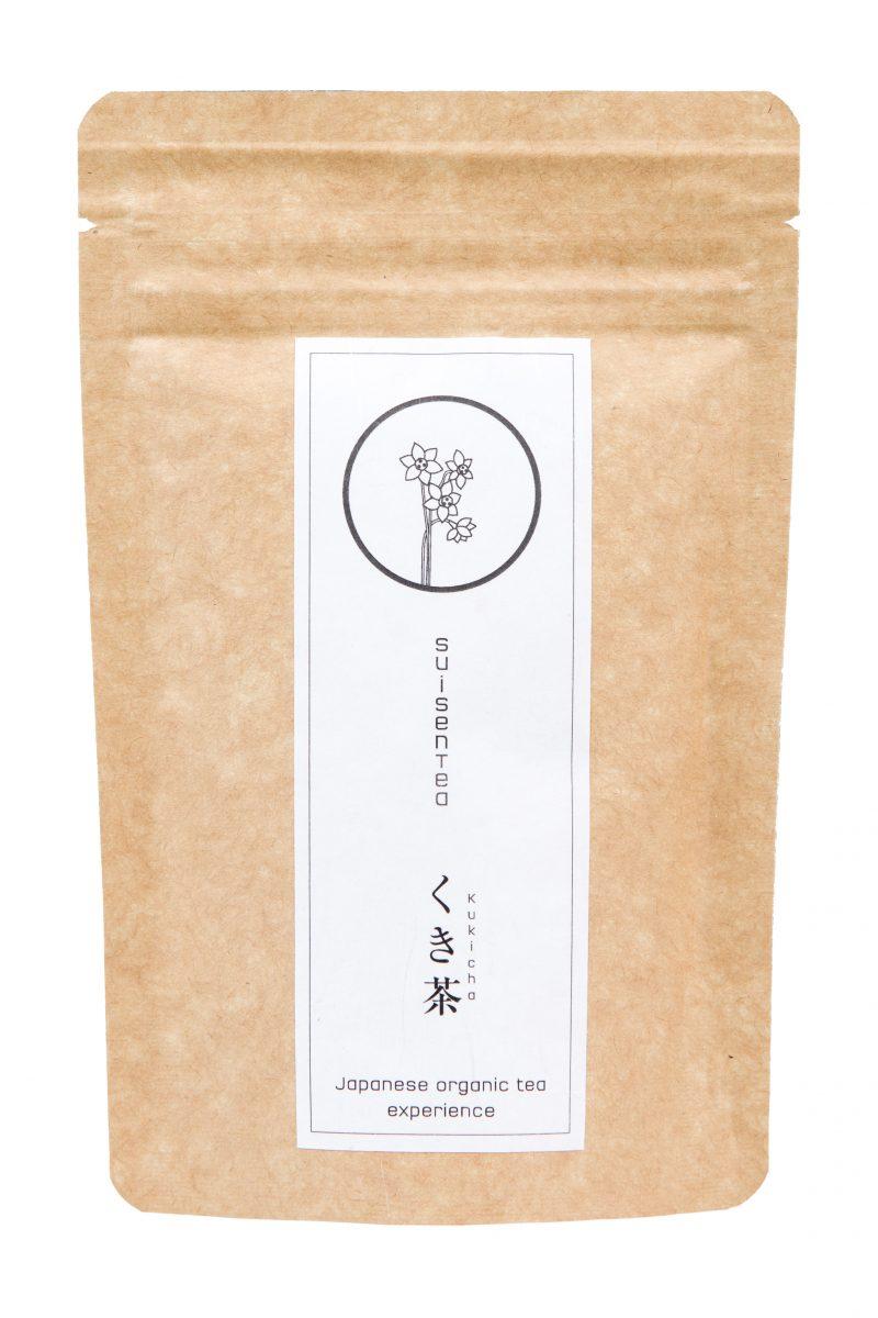 Thé japonais kukicha