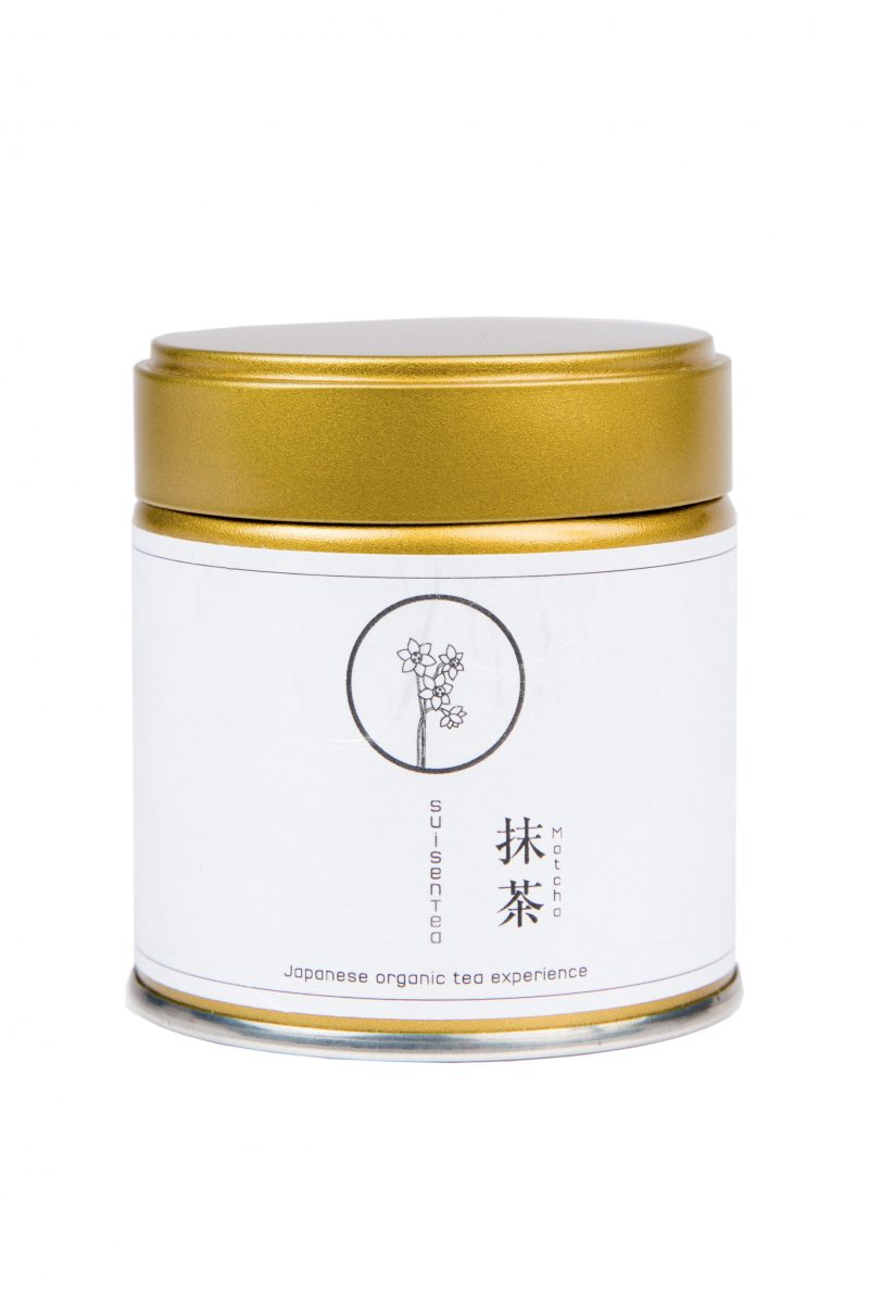 Thé vert japonais Matcha