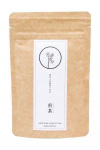 Thé japonais Sencha bio